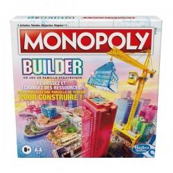 HASBRO GAMING Monopoly Builder