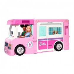 MATTEL Barbie Camping-Car...