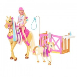 MATTEL Barbie Coffret...