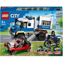 LEGO City Le transport des...