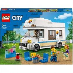 LEGO City Le camping-car de...
