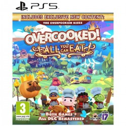 JUST FOR GAMES Overcooked!...