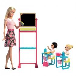 MATTEL Barbie maîtresse...