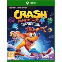 Crash Bandicoot 4 : It's...