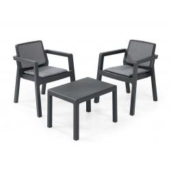 Table et chaise balcon...