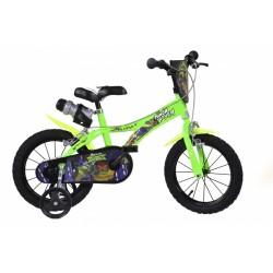 DINO Bikes Ninja Turtles 14...