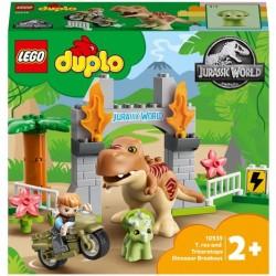 LEGO Duplo Jurassic World...