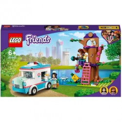 LEGO Friends L'ambulance de...