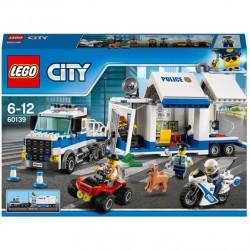LEGO City Le poste de...