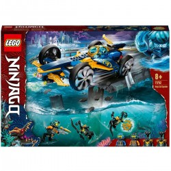 LEGO NINJAGO Le bolide...