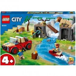 LEGO City Wildlife Le...