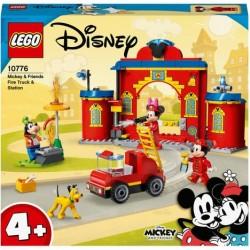 LEGO Disney La caserne et...