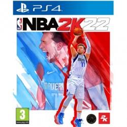PS4 Jeux TAKE 2 NBA 2K22