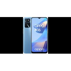 OPPO Smartphone A16 Bleu