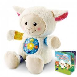 VTECH Peluche mon mouton...